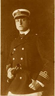 офицер военно-морского флота Австро-Венгрии Артур Йонак фон Фрейенвальд